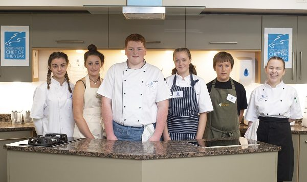 Junior Chef finalists to compete for place in FutureChef national final