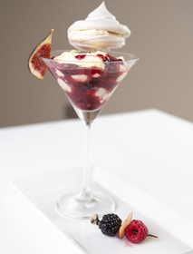 Katriona Watson dessert