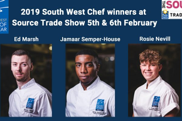 South West Chef demos at Source Trade Show