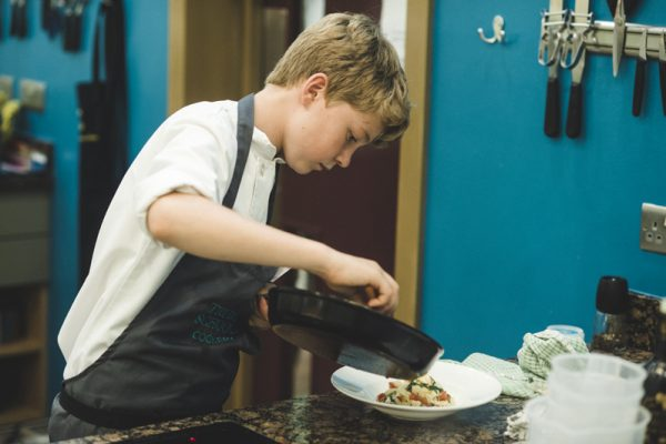 Junior Chef (11-16 yr old) competition 2020 cancelled